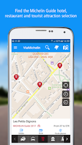 Download GPS Traffic Speedcam Route Planner by ViaMichelin 7.18.1 APK