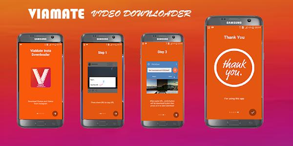 Download Viamate Video Downloader 1.0 APK