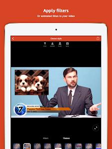 screenshot of Videoshop - Video Editor version 2.6.4