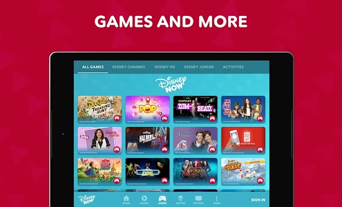 Download DisneyNOW – TV Shows & Games  APK