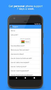 Download Wave—Send Money to Africa 1.9.8 APK