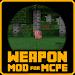 Download Weapon mod for mcpe DesnoGuns 1.0 APK
