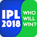 Download Who Will Win - IPL 2018 2.2 APK