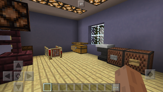screenshot of Who's Your Daddy MCPE map version 1.0.3