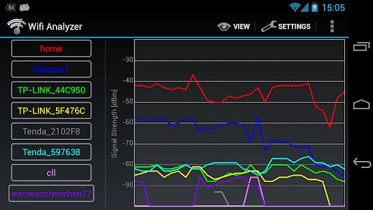 Download Wifi Analyzer Classic 3.11.1-L APK