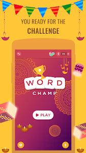 Download Word Champ -Fun Word Games, Free Word Brain Puzzle 5.1 APK