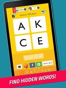 Download Word Trek - Word Brain streak - hand made puzzles 1.3.68 APK