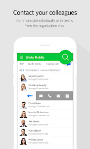 Download LINE WORKS 2.4.2 APK