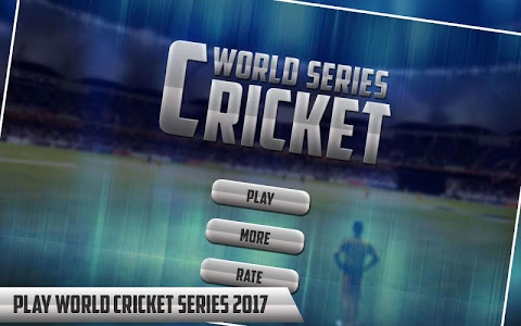 Download World Cricket Series 2017 1.3 APK