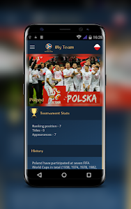 screenshot of World Cup Russia 2018 version 1.4.0