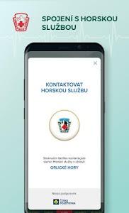 screenshot of Záchranka version 4.4.6