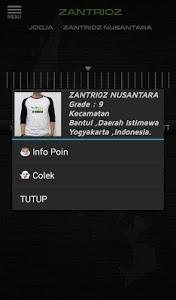 screenshot of ZantrioZ Walkie Talkie version 6.0