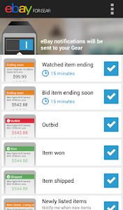 Download eBay for Gear Companion 1.8.0.14 APK