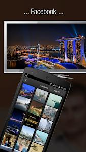 screenshot of iMediaShare – Photos & Music version 1.0.10