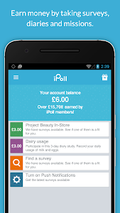 Download iPoll – Make money on surveys 3.15.3 APK