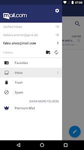Download mail.com mail  APK