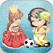 Download princess vs amela ice soccer 1.0.0 APK
