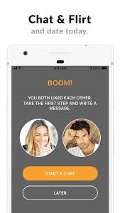 screenshot of Qeep Dating App: Singles Chat, Flirt, Meet & Match version 4.2.8