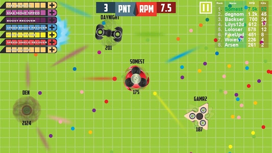Download spinner.io onlinе multiplayer 1.2.5 APK